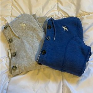 2 Abercrombie and Fitch jacket